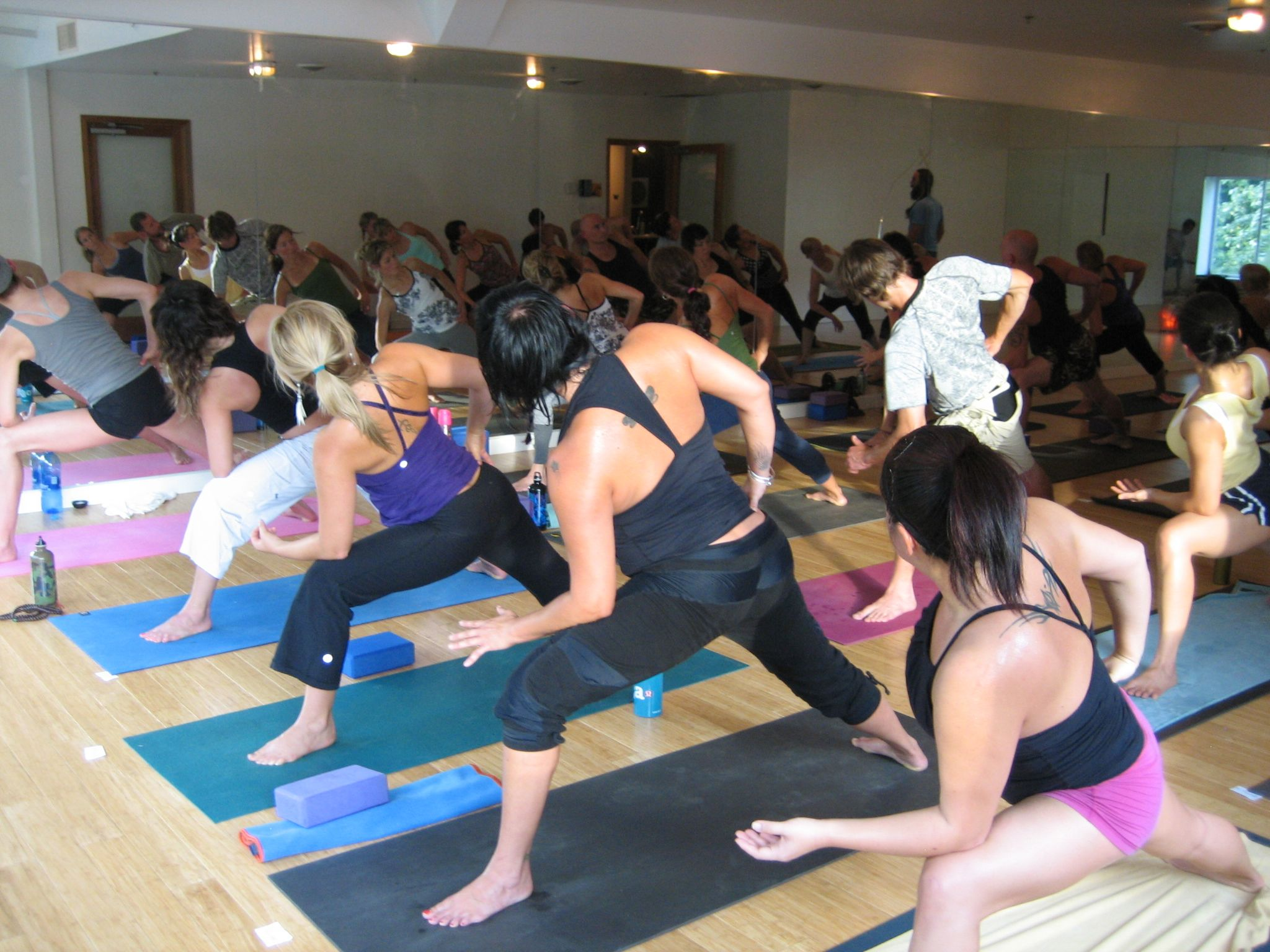 y yoga whistler